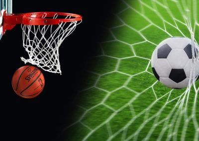 Innefotboll/Basket